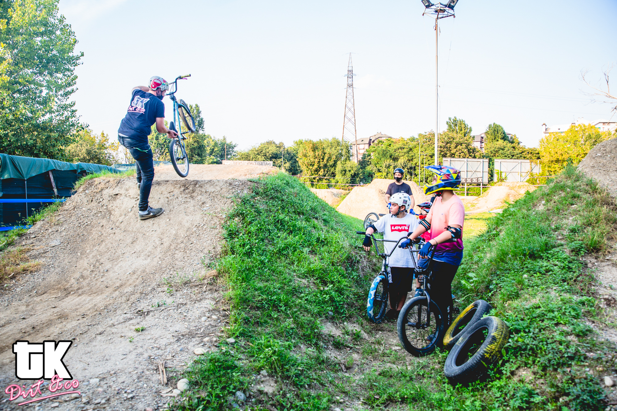 CORSI BMX KIDS LEVEL 2