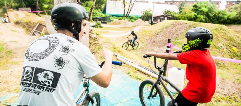 CORSI BMX FREESTYLE KIDS